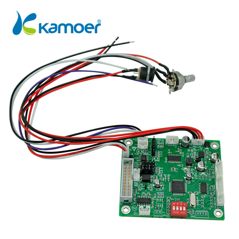 Kamoer Step Motor Driver Board Control The Speed and Operate In RS232,RS485 Port 2300.3 For KCS KDS KAS-in Motor Driver from Home Improvement