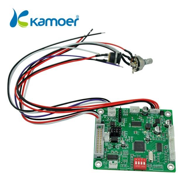 Kamoer pilote de moteur pas à pas, contrôle de vitesse et fonctionnement dans RS232, Port RS485 2300.3, pour KCS KDS KAS