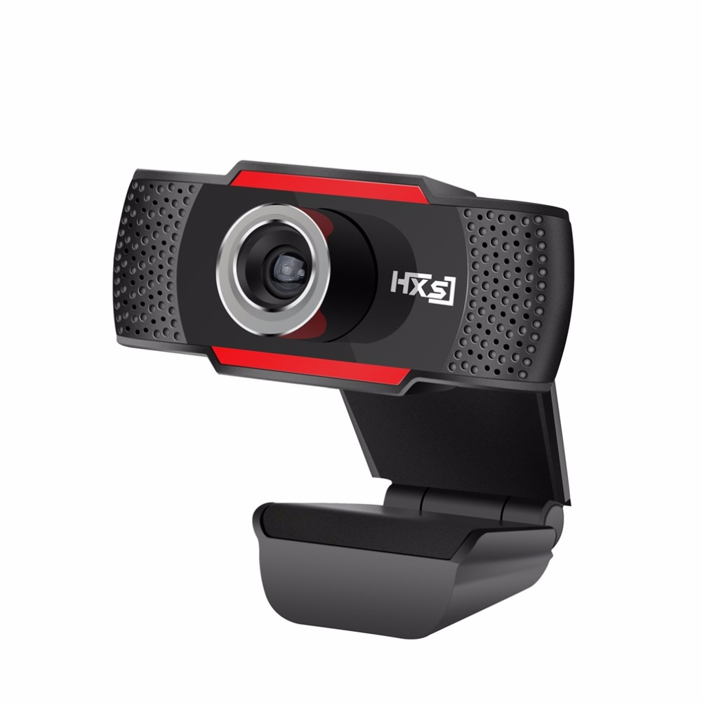 Hxsj Мини 720 P HD Камера USB веб-Камера с микрофоном к компьютеру веб-камера акустической Камера для рабочего ноутбука тетрадь