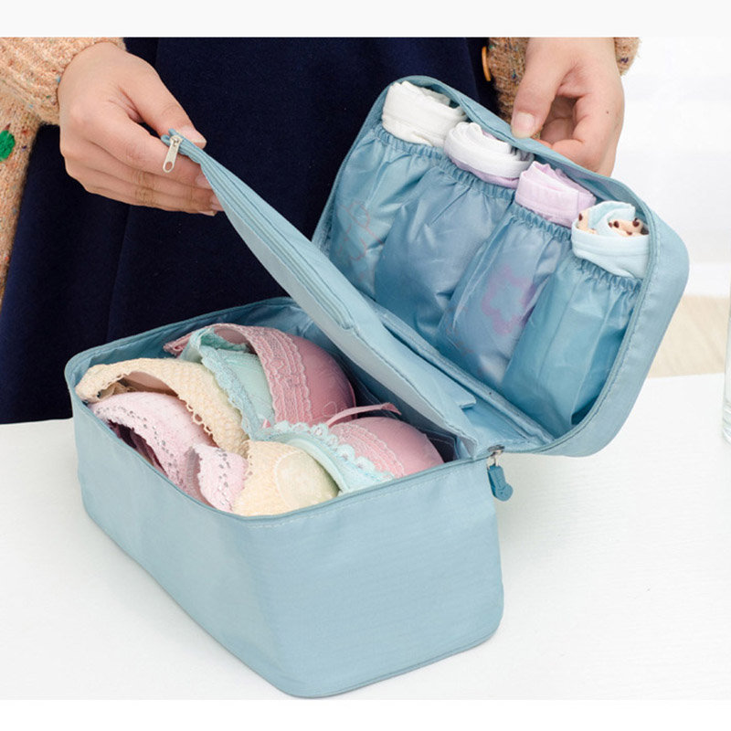 2019 New Bra Bag luggage bag Travel Bra Weekend Underwear Organizer Bag Mala de viagem Daily Supplies Toiletries Storage case30