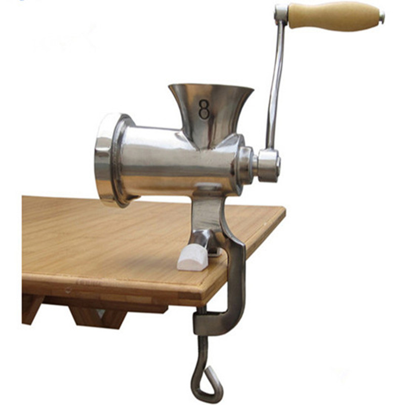 Meat grinder small manual mashed potato making machine ZF