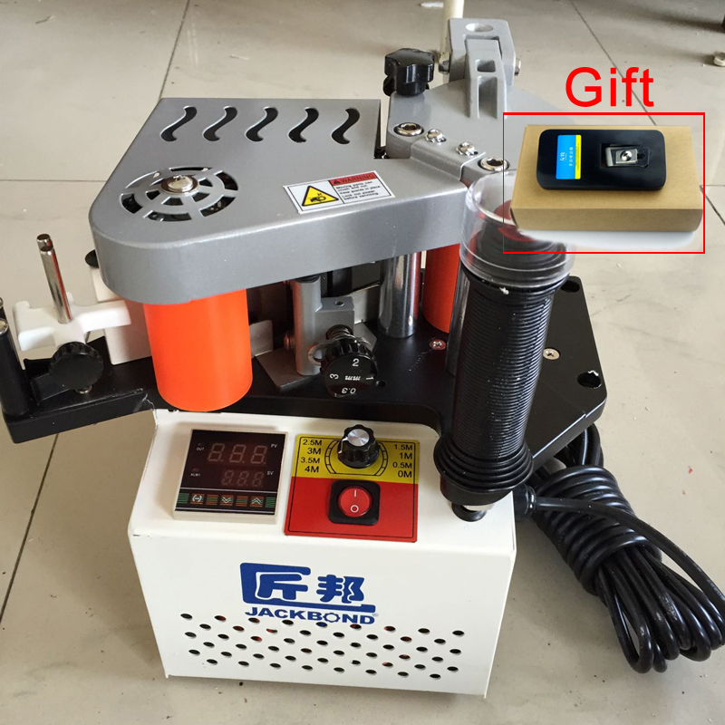 JBT102B double sides gluing portable edge bander machine 220V  цены
