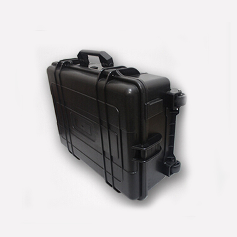 internal 590*420*180mm with wheels waterproof plastic transport case with full precut foam full cube precut foam for case sq1284 without the hard case