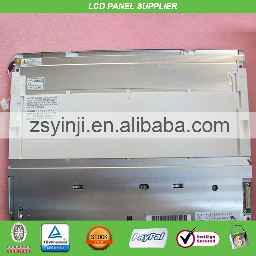 NL8060BC31-17D  12.1 LCD  industrial LCD PANELNL8060BC31-17D  12.1 LCD  industrial LCD PANEL