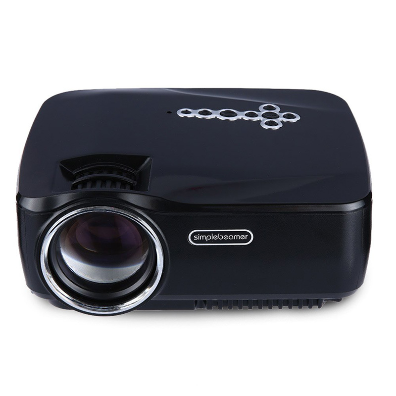 New arrival gp70up micro projector with android 4 4 led for Micro projector reviews