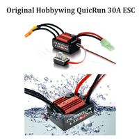Original Hobbywing QuicRun 16BL30 30A Sensorless Brushless ESC For 1/16 On road / Off road / Buggy /Monster RC Cars