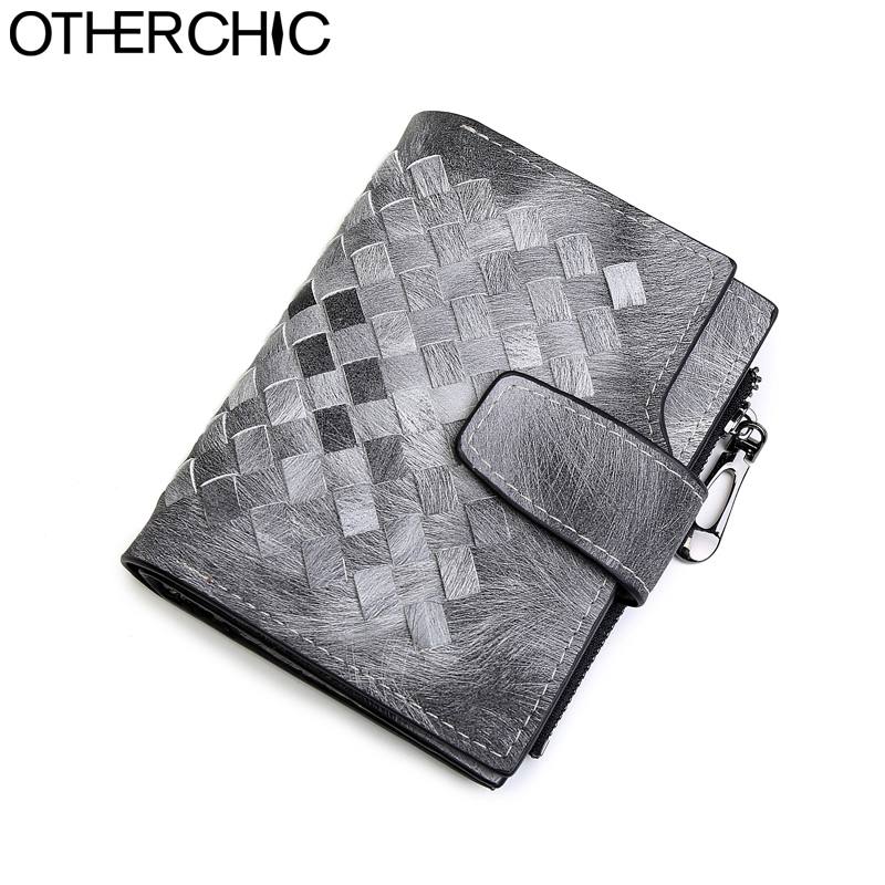 OTHERCHIC Roomy Women Short Wallets Ladies Fashion Brand Wallet Women with Coin Pocket  Female Purse Girl Wallet Purses 6N01-13 otherchic women short wallets small simple wallet zipper coin pocket purse woman female roomy wallet purses money bag 7n01 14