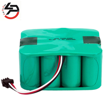 цены Laipuduo 14.4v 3500mAh Ni-MH Vacuum Cleaner battery for KV8 Cleanna XR210 XR510 series XR210A XR210B XR210C XR510A S350 Z520