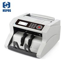 LCD Screen Automatic Multi Currency Money Counter Machine UV/MG/MT Detector for EUR US Dollar AUD Pound HS-148