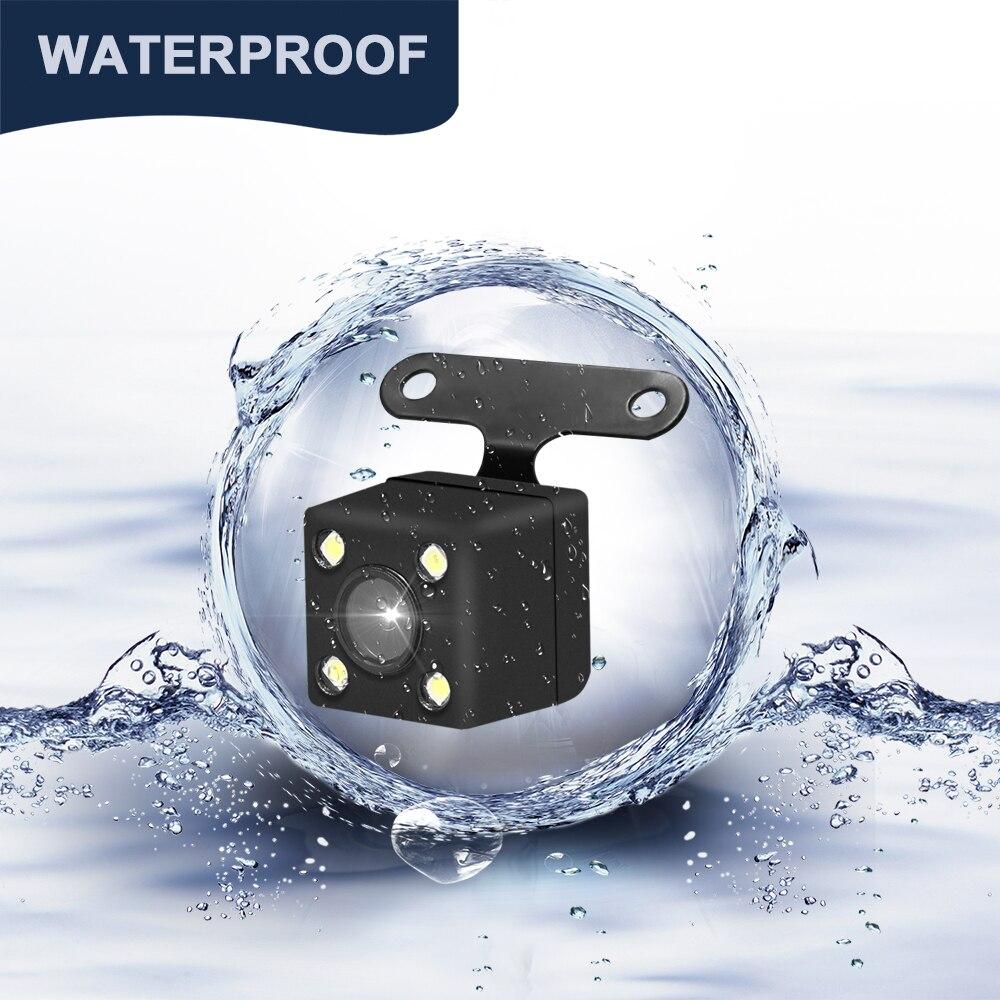 4 LED 5 PIN Night Vision Back font b Camera b font Waterproof Backup Parking font