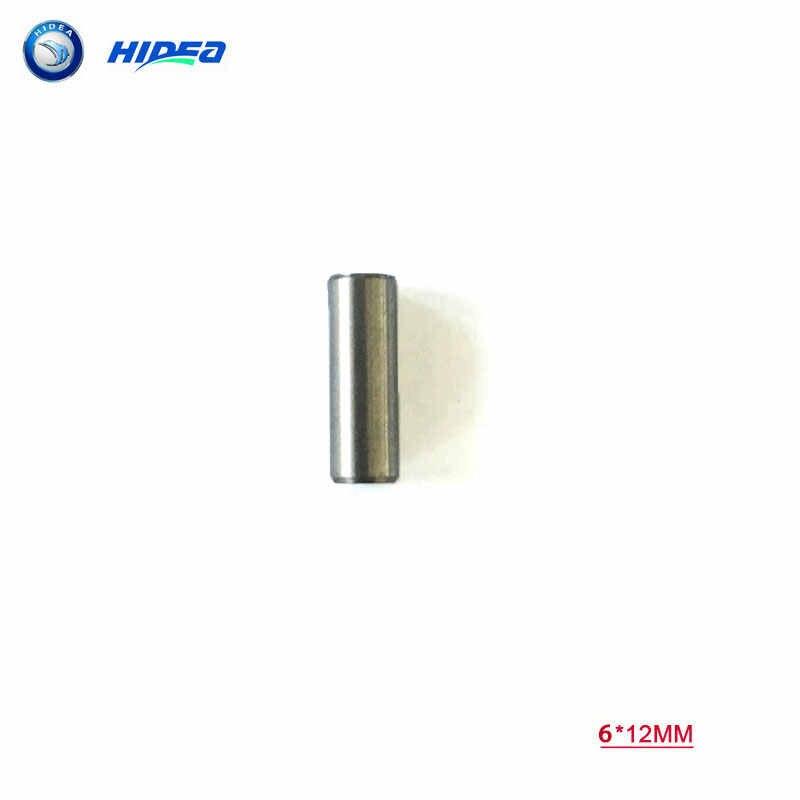 Hidea Dowel Pin for Water Pump Casing 6*12mm 2 Stroke 4 Stroke 15HP For Boat Engine F15  Outboard Motor YMH 93606-12019-00