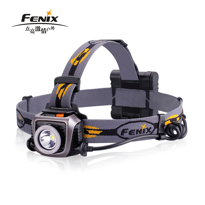 цена на 2018 NEW Fenix HP15 UE Cree XM-L2 LED Headlamp 900 Lumens LED Headlight Flashlight Torch