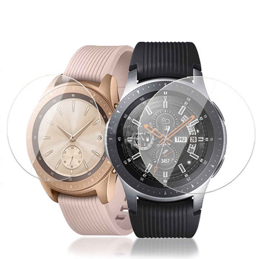 Suitable for Samsung Galaxy Watch 46mm Watch Tempered Film Suitable for Samsung Smart Watch Tempered Glass Film