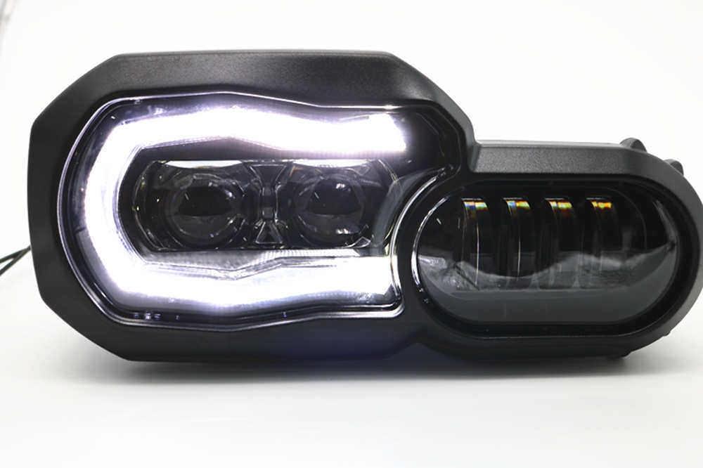 LED Proiettore Faro per BMW F800GS F700GS F650GS F800GS F800R