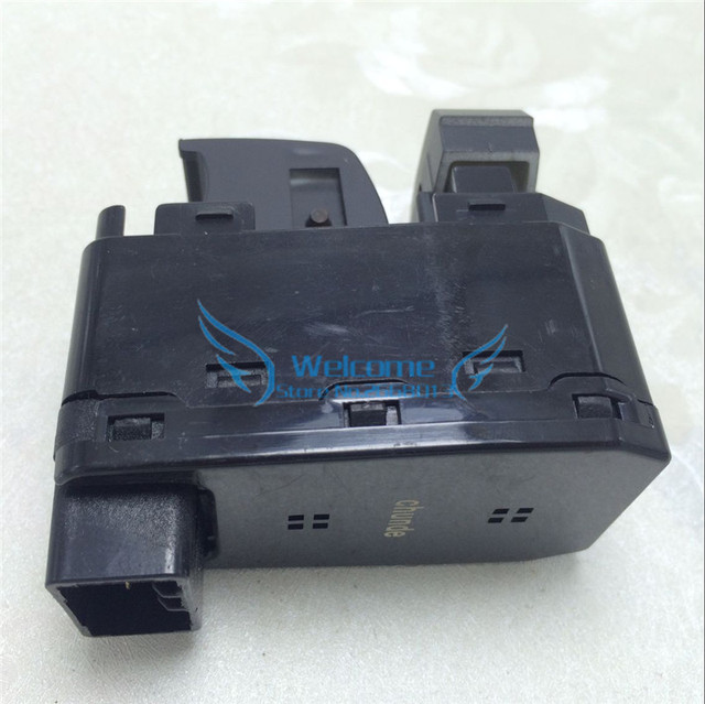 The front right Glass lift switch/POWER WINDOW REGULATOR window MASTER SWITCH ASSY For Chevrolet Epica 2007 OEM 9014078