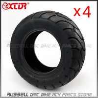 13x5. 00-6真空チューブレスタイヤタイヤatvクワッドバギー刈り行く-ゴーカートバギー4ピース
