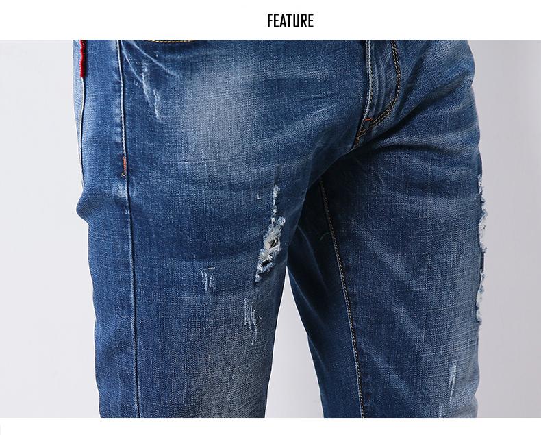 Kergelt kulutatud teksased
