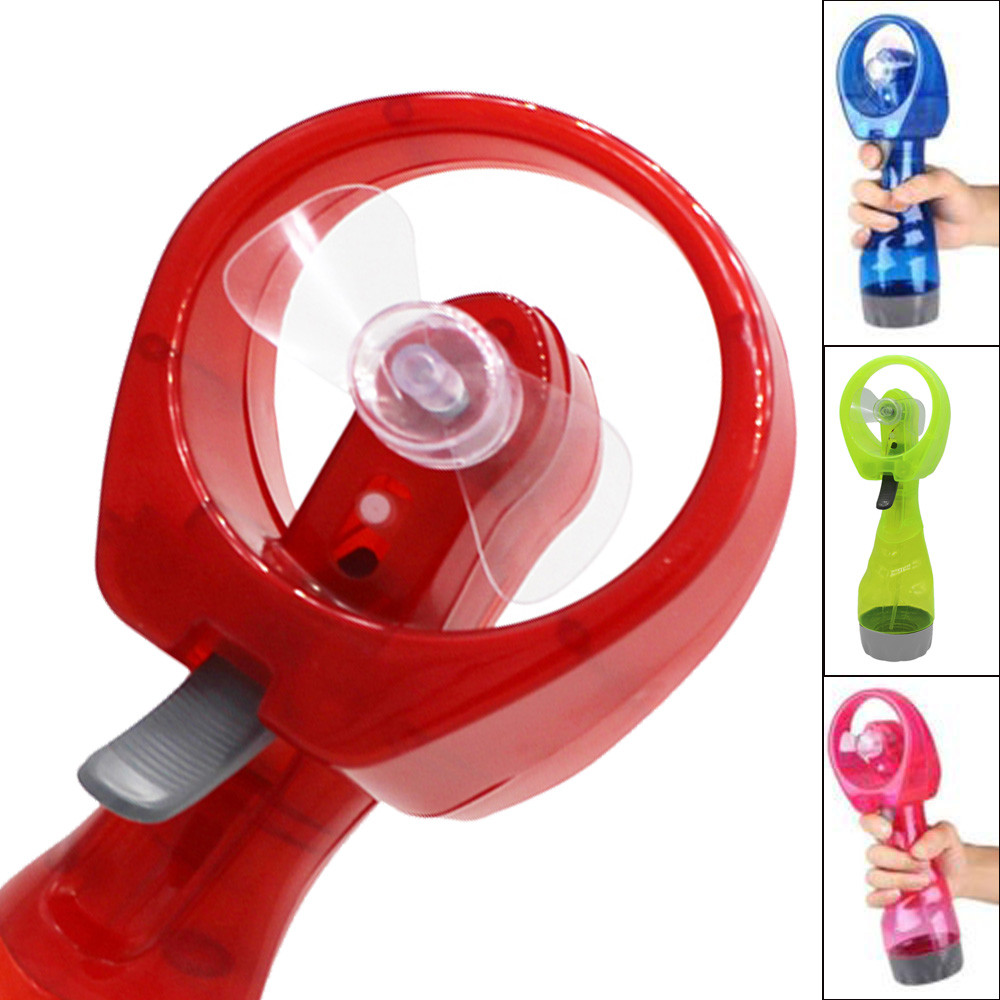 Children Toys Swimming Pool Water Toy Water Gun Mini Portable Hand Held Cooling Cool Water Spray Misting Fan Mist Travel Beach