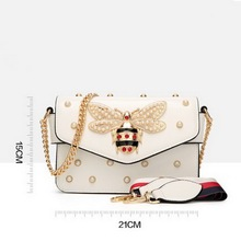 Bee small shoulder bag