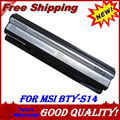 6Cells For MSI Laptop Battery FX720 GE60 GE620 GE620DX GE70 A6500 CR41 CR61 CR70 FR720 CX70 FX700