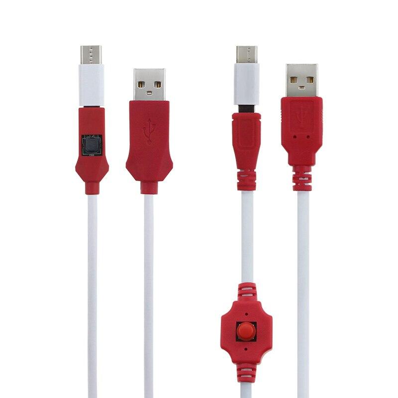 Professionnel Profonde Flash Câble De Réparation Outil Pour Xiaomi Redmi Téléphone Ouvert Port 9008 Prend En Charge BL Serrures EDL Câble avec Type C Adaptateur