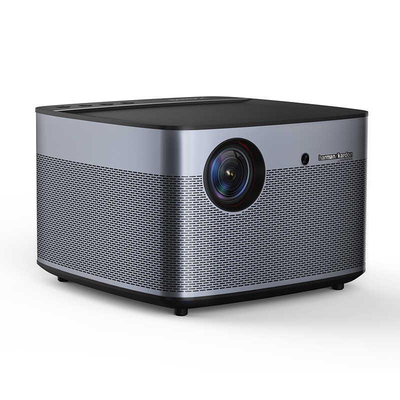 Original XGIMI H2 โปรเจคเตอร์โฮมเธียเตอร์ 300 นิ้ว 1080P Full HD 3D Android Bluetooth WiFi Suppor4K DLP TV Beamer