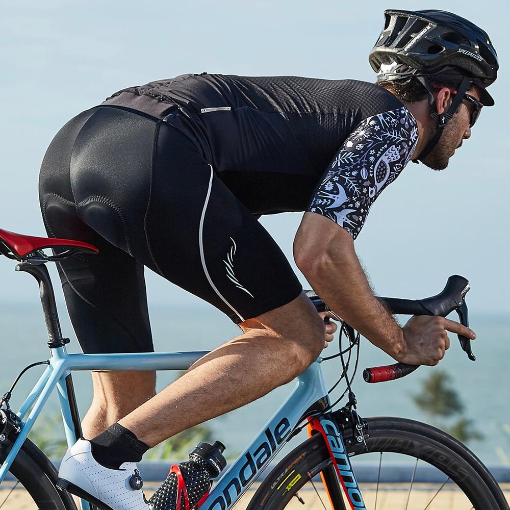 RION Men Cycling Jersey Motocross Short Sleeves Tops Bicycle Retro MTB Downhill Shirt Road Bike Team Autumn Sports Men Clothing 4