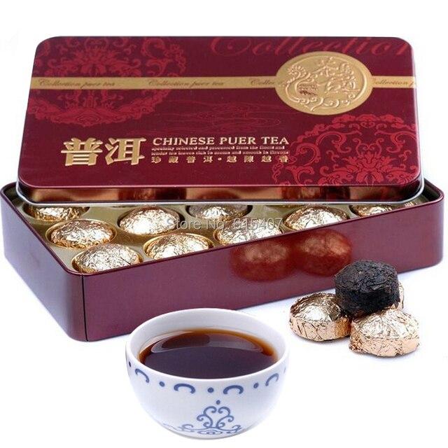 китайский чай пуэр похудение