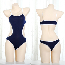 Swimwear Japanese Sexy Baby Lingerie Hot Clothing For Women One Piece Wetlook Swimsuit Ladies Wholesale