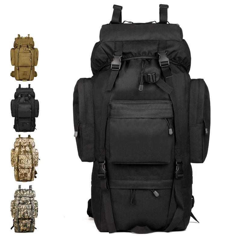 Protecteur PLUS randonnée chasse sac à dos confort tactique Style militaire sac d'école étanche haute capacité sac de voyage en plein air - 6