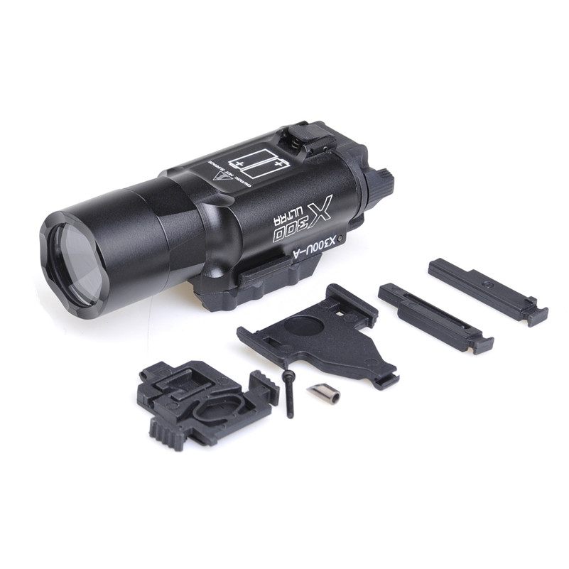 Hunting Tactical Element X300 Ultra LED Weapon Light Airsoft Flashling Lanterna Air Rifle Light Pistol Light Gun Light Spotlight betty mcdonald reflective assessment and service learning