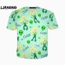 LIASOSO más nueva historieta steven-universo 3D Anime Funny impresión  camiseta Sudadera con capucha sudadera Unisex streetwear r. 86275671cf8
