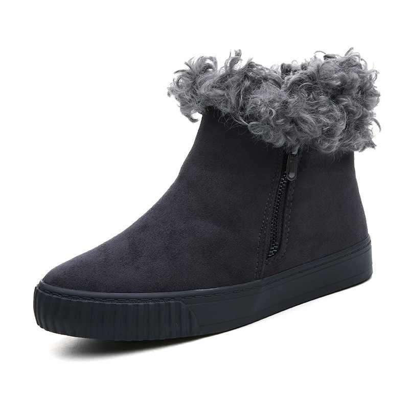 Ücretsiz Kargo! Moda 2018 Yeni Sonbahar Kadın Ayakkabı Rahat Nefes Ayakkabı Yumuşak Rahat Fermuar Ayakkabı