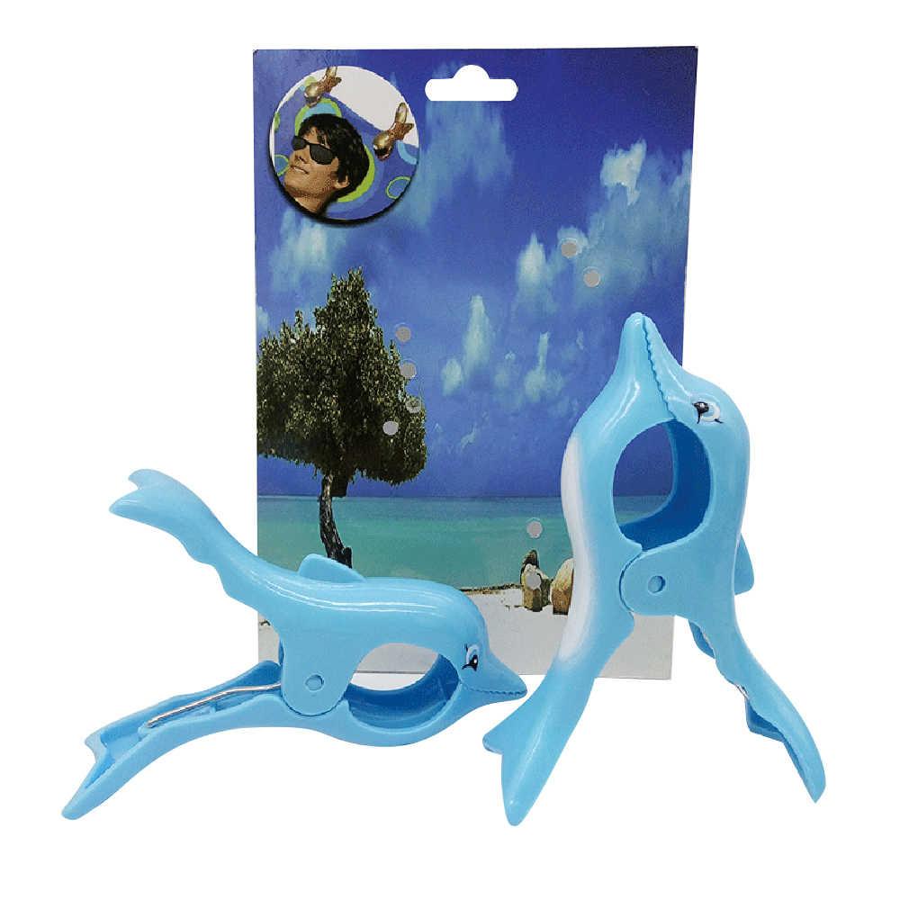 1Pcs Papegaai Vogel Plastic Strand Slipper Handdoek Clips Grote Zon Bed Ligstoel Houder Zwembad Wasknijper Quilt clip Sok clips