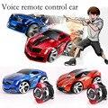 Novo carro de alta-velocidade de deriva carro de voz inteligente de voz-controle remoto ativado por voz carro de controle brinquedo do carro das crianças toys
