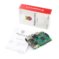 Raspberry Pi 3 Model B Board 1GB LPDDR2 BCM2837 64-bit Quad-Core 1.2 GHz with WiFi&Bluetooth Raspberry pi 3 pi 3 Free shipping