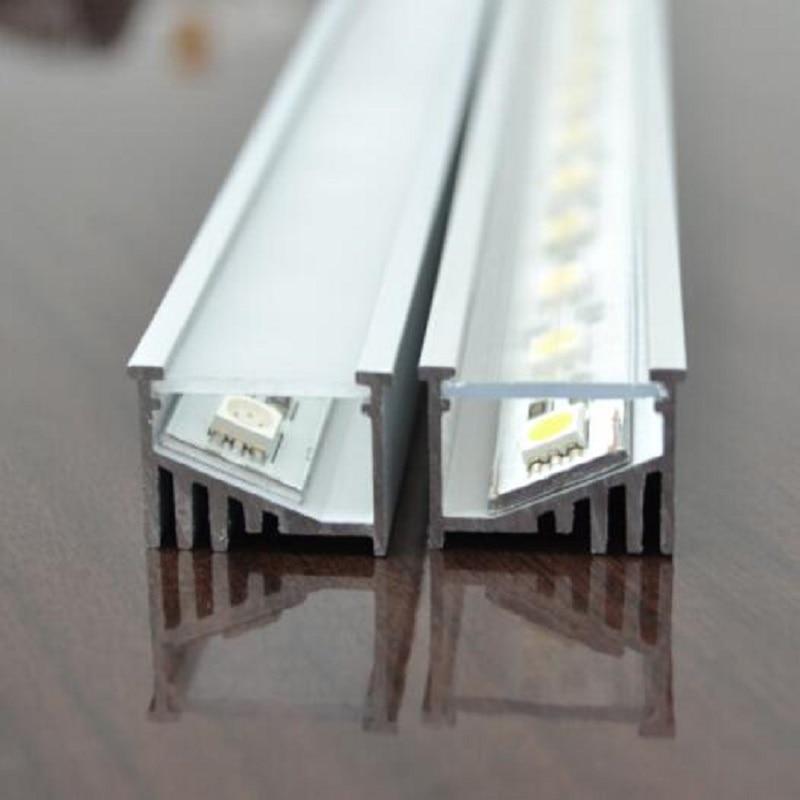 1m Tea cup led alu profile;led aluminum profile for 5050 led strip YD 16-in LED Bar Lights from Lights & Lighting    1