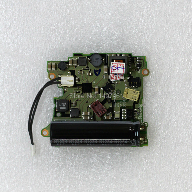 New DC Power flash charge board PCB Repair parts for Canon EOS 100D ; Rebel SL1 ; Kiss X7 ; DS126441 SLR new sis 2017 full parts and repair flash 2016 hdd500g activator for unlimited installation for cat