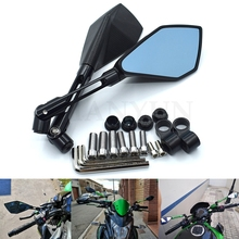 Universal Motorcycle CNC Aluminum Rearview Mirror Side Accessories For Ducati Monster M750/M750IE M620 M900