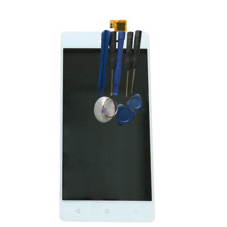 BINYEAE For FPC-FL050HD15A-V06 LCD Display With Touch Screen 050-5658 V3 Digitizer Assembly Replacement