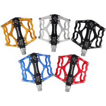 HOT Sale Bicycle Pedal Bearing MTB 3 Styles Hollow Ultralight Bike Pedals Aluminum Alloy High Quality Mountain