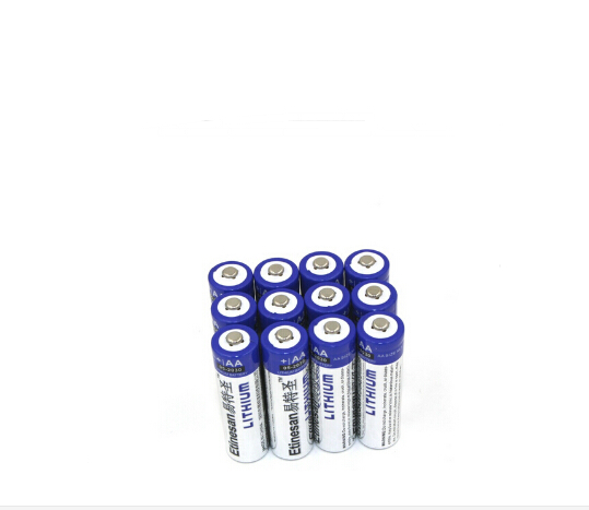 12pcs Etinesan Lithium1.5v Disposable battery LR1 N battery AM5 E90 for sperker/bluetooth/players/flashlight/mp4/baby toy ect.