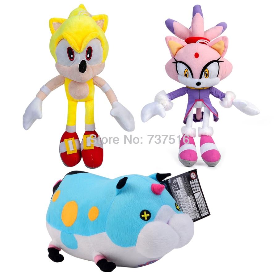 New Super Sonic Cute Purple Lilac Cat Princess Blaze The Cat Kingdom Hearts Plush Blue Wandanyan Stuffed Doll Toys Gifts Stuffed Plush Animals Aliexpress