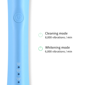 Image 4 - Регулируемая вращающаяся электрическая зубная щетка USB R02