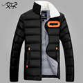 2017 New Brand Clothing Winter Jacket Men Thick Men's Jackets and Coats Windproof Male Anorak Warm Parka Campera Hombre
