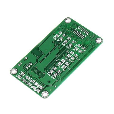8*4 Level Indicator Kit SMD Soldering Practice Board Audio Spectrum Indicator Electronic Production Parts DIY Kit AMP board Lahore