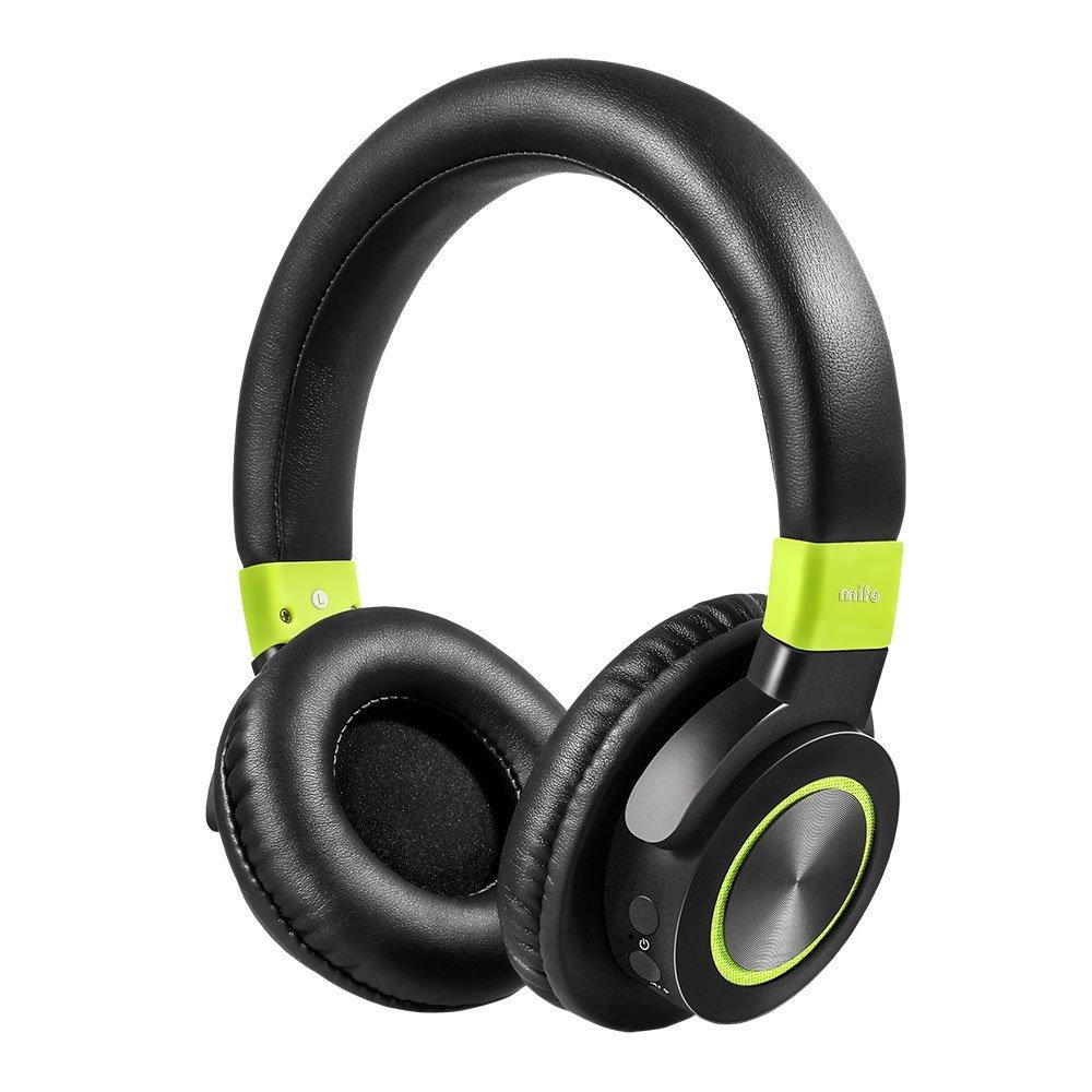 mifo F2 Wireless Bluetooth Headphones 1050mah Stereo Bass Headphone Bluetooth 4.1 Headset With Mic for iphone xiaomi Computer mf2300 f2