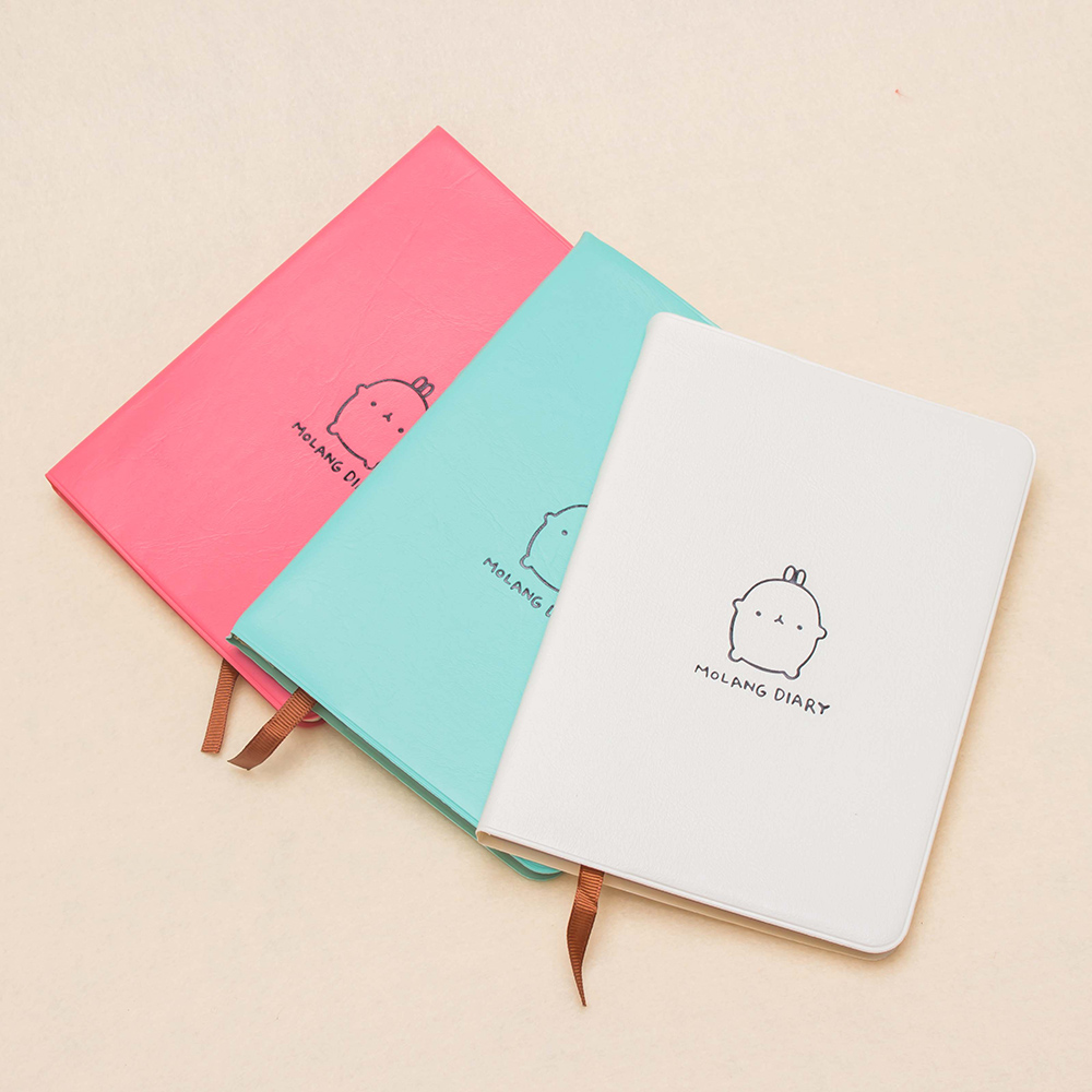 Calendrier Notebook 118 Pages de Bande Dessinée Lapin Journal Année Semaine Du Jour 2019 Planificateur Organisateur 17 cm x 12 cm Papeterie École fournitures