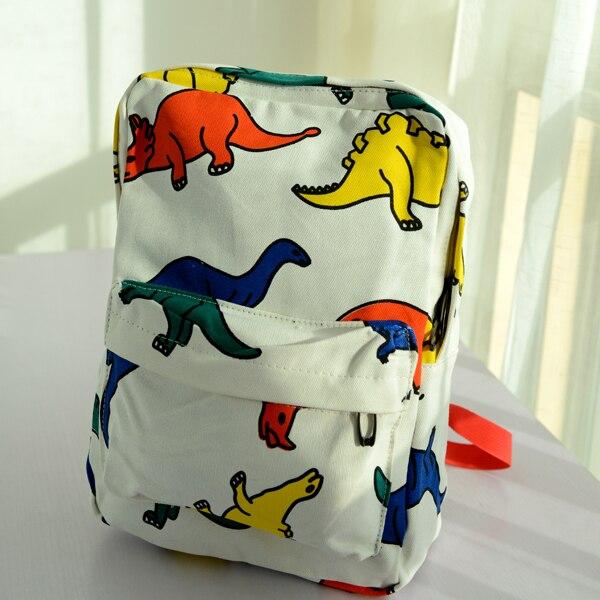 New 2015 kids dinosaur backpack children bookbag boys backpack ...