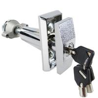 Express Shipping ! Wholesale 24PCS Universal Replacement Plug Lock Snack/Soda Vending Machine Lock with 3 Keys